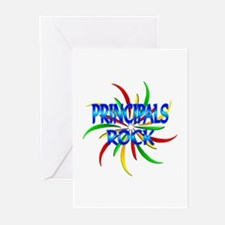 Principals Rock Greeting Cards (Pk of 10)