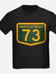 Amateur Radio 73 T