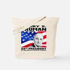 33 Truman Tote Bag