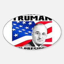 33 Truman Decal
