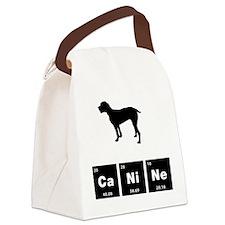 Portuguese Pointer Canvas Lunch Bag
