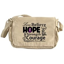 ITP Love Believe Hope Messenger Bag