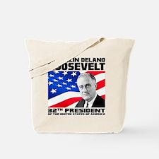 32 Roosevelt Tote Bag