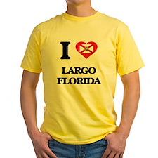 I love Largo Florida T-Shirt