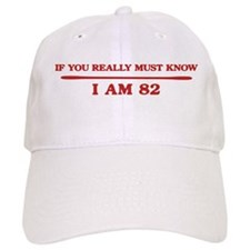 I am 82 Cap