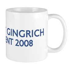 NEWT GINGRICH for President Mug
