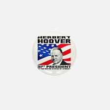 31 Hoover Mini Button