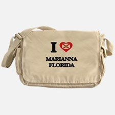 I love Marianna Florida Messenger Bag