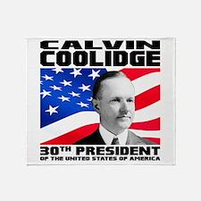 30 Coolidge Throw Blanket