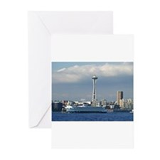 Cute Skyline Greeting Cards (Pk of 20)