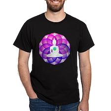 Cool Psychedelic trippy buddha T-Shirt