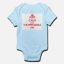 Keep Calm and The Improbable ON Body Suit