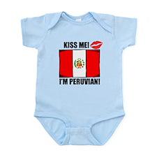 Kiss Me Im Peruvian Body Suit