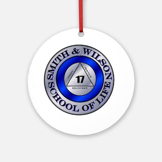 Smith&Wilson 17 Ornament (Round)