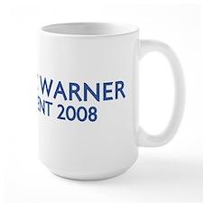 MARK WARNER for President Mug