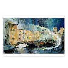 Ponte Vecchio Postcards (Package of 8)