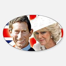 Cute Duchess Sticker (Oval)