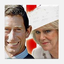 Cool Royalty Tile Coaster