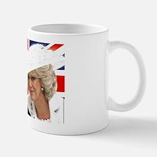 Cute British royal family Mug