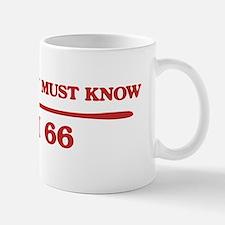 I am 66 Mug