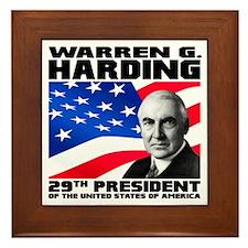 29 Harding Framed Tile