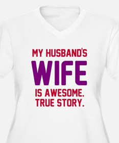 Husband's wife aw T-Shirt