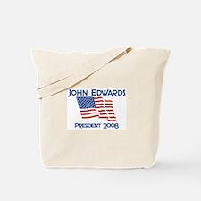 John Edwards president 2008 Tote Bag