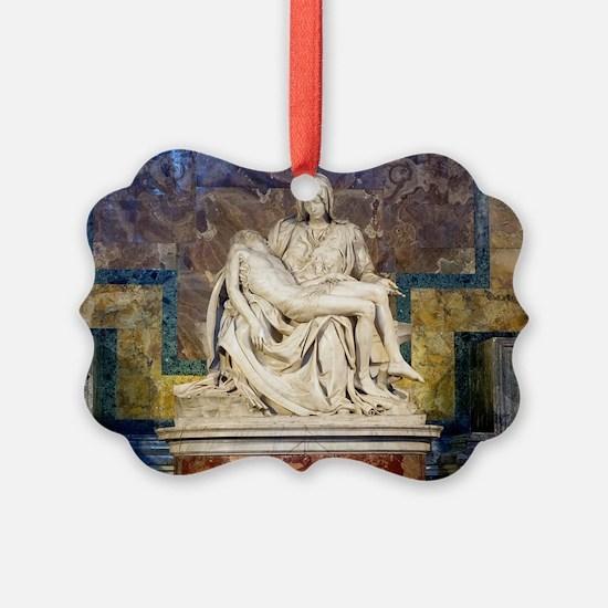 The Pietà  Ornament