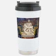 The Pietà  Travel Mug