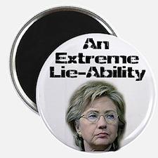 Lie Ability Magnet