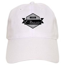 Birthday Born 1945 Classic Edition Baseball Cap