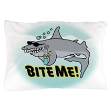 BITE ME! Pillow Case