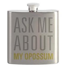 My Opossum Flask