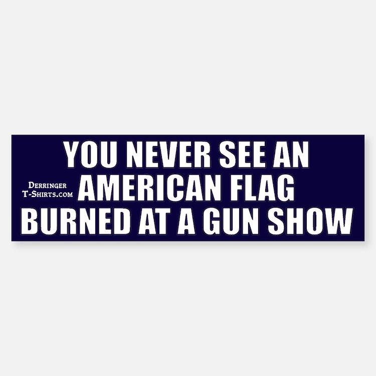 Gun Show, Bumper Bumper Bumper Sticker