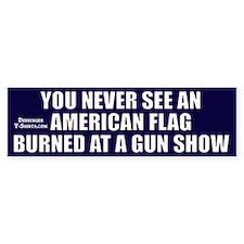 Gun Show, Bumper Bumper Sticker