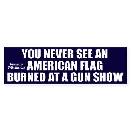 Gun Show, Bumper Sticker