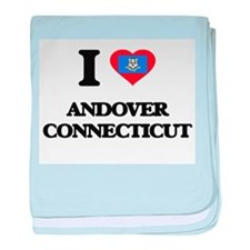 I love Andover Connecticut baby blanket