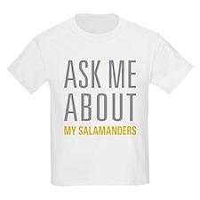 My Salamanders T-Shirt