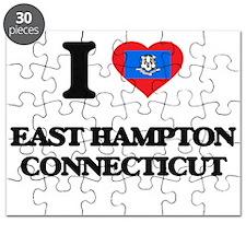 I love East Hampton Connecticut Puzzle