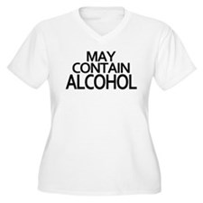May Contain Alcoh T-Shirt