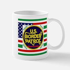 U.S. Border Patrol Mugs
