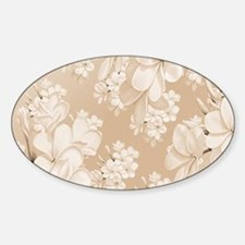 Delicate Floral Pattern Decal