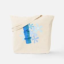 Vintage Tiki Tote Bag