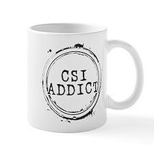 CSI Addict Stamp Mug