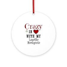 Lagotto Romagnolo Ornament (Round)
