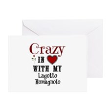 Lagotto Romagnolo Greeting Cards