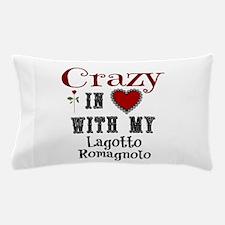 Lagotto Romagnolo Pillow Case