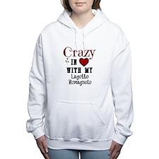 Lagotto Romagnolo Women's Hooded Sweatshirt