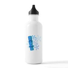 Vintage Tiki Water Bottle