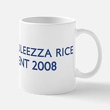 CONDOLEEZZA RICE for Presiden Mug